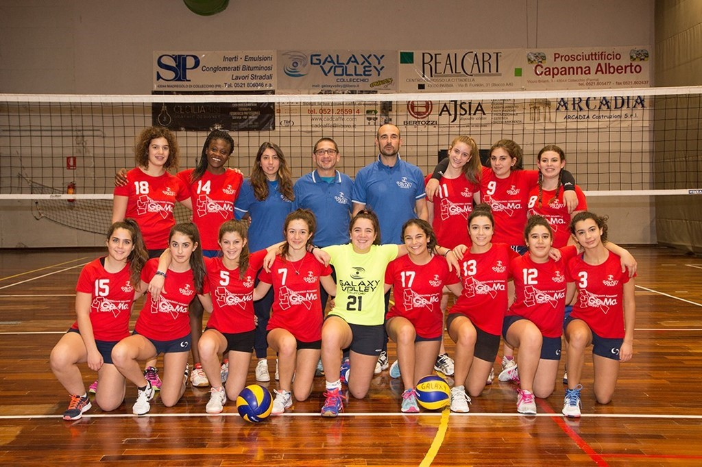 Allieve - Galaxy Volley Ge.Ma. 2016 / 2017