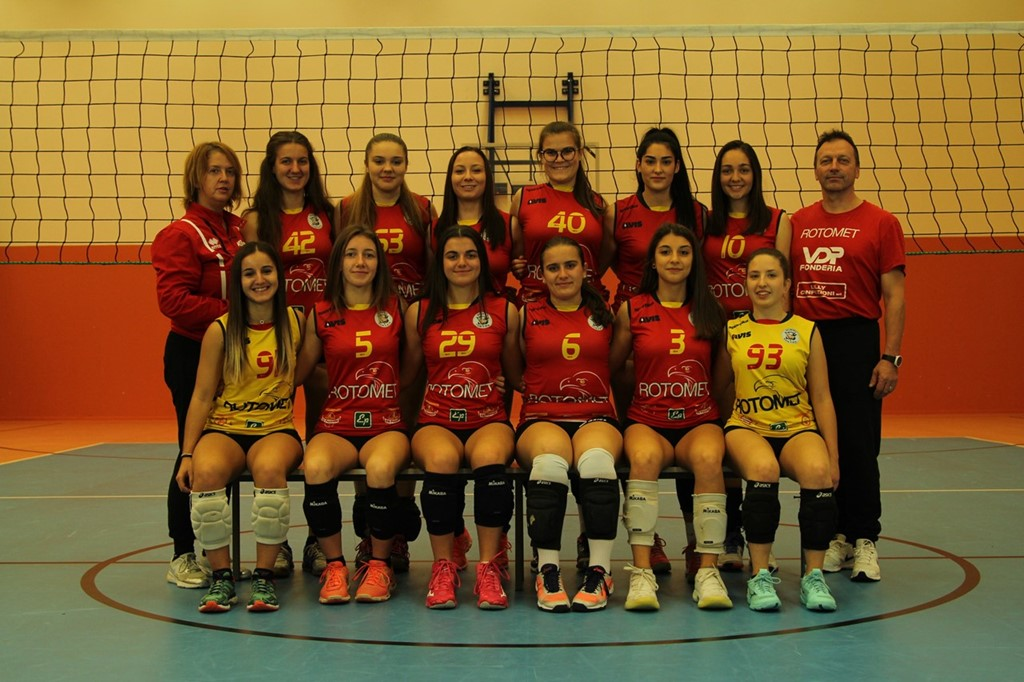 Asvolley ROTOMET 1D 2018 / 2019
