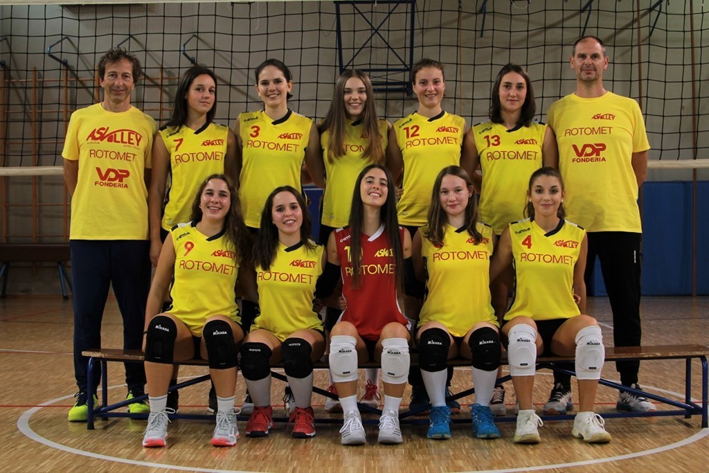 AS Volley Santorso U19 2020 / 2021