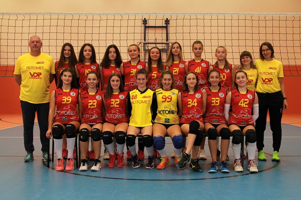 AS Volley Schio U17 Gialla 2020 / 2021