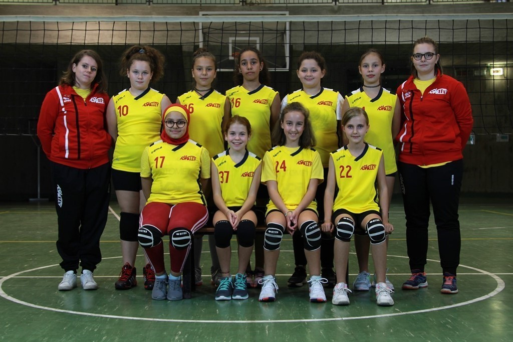 AS Volley Auxilium U13 2020 / 2021
