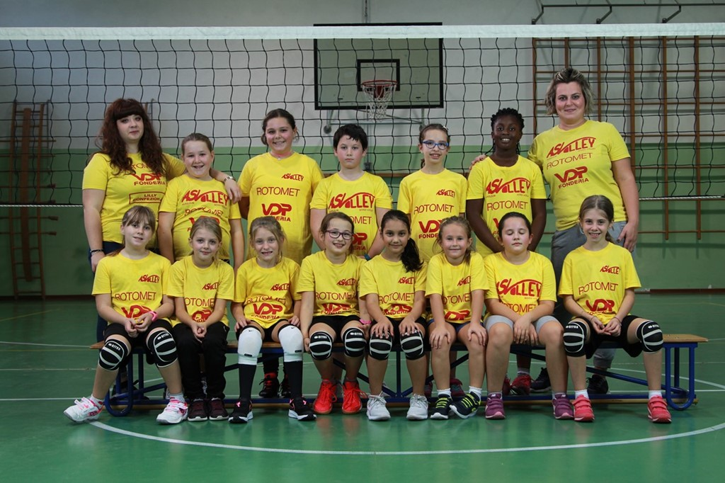 AS Volley MiniVolley Magrè 2019 / 2020