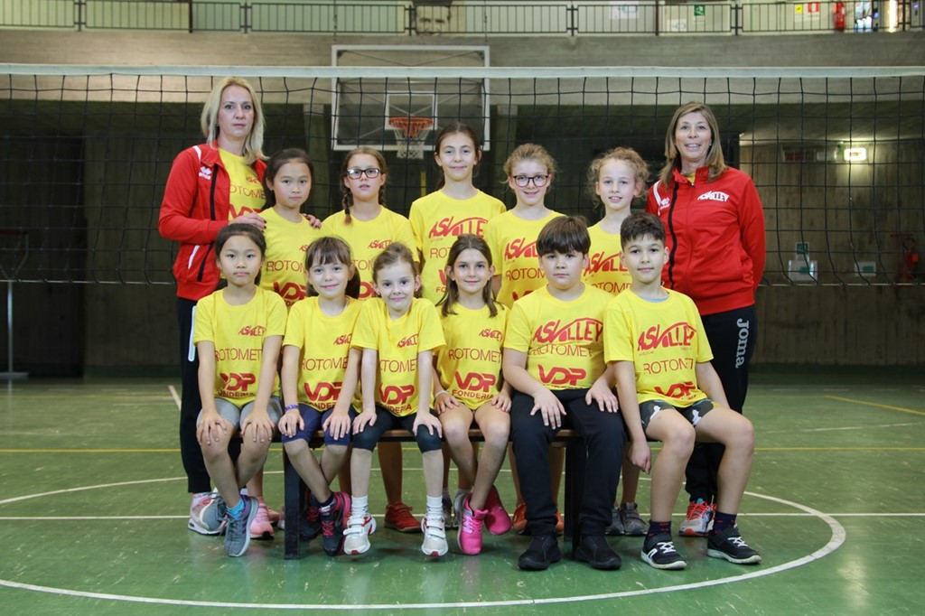 AS Volley MiniVolley Auxilium 2019 / 2020