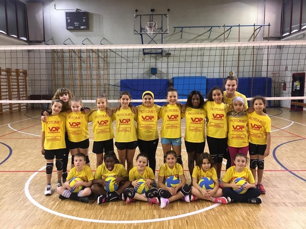 Minivolley ASVOLLEY TRON 2018 / 2019