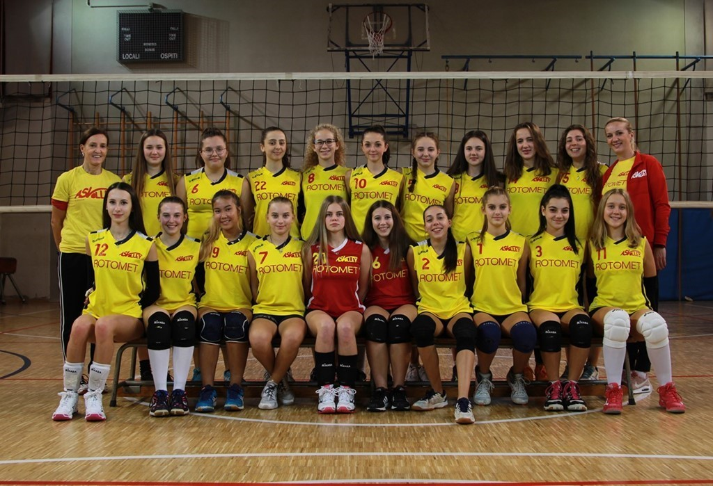 AS Volley Santorso U16 Verde 2019 / 2020
