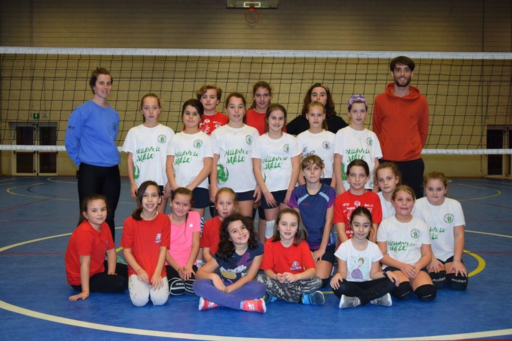 MINIVOLLEY 2019 / 2020