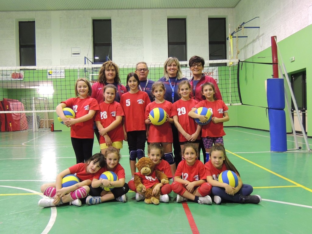 Baby Volley CSI 2017 / 2018