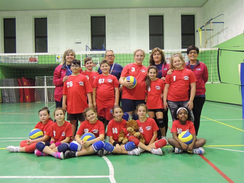 Mini Volley CSI 2017 / 2018