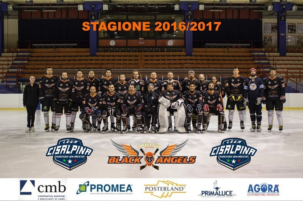 HS BLACK ANGELS Milano 2017 / 2018