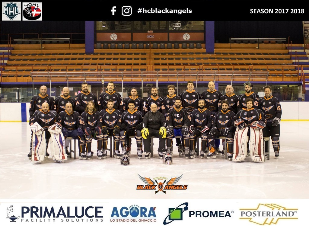 HC Black Angels 2018 / 2019