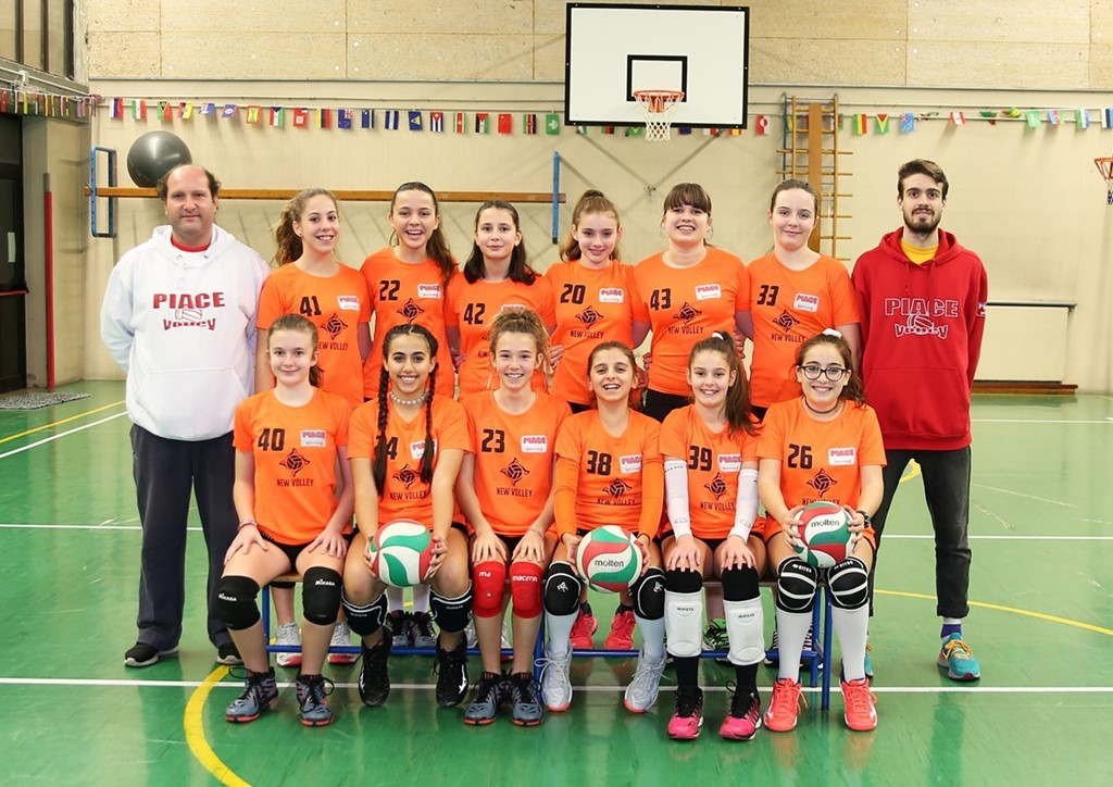 U13 New Volley Piace Volley 2019 / 2020