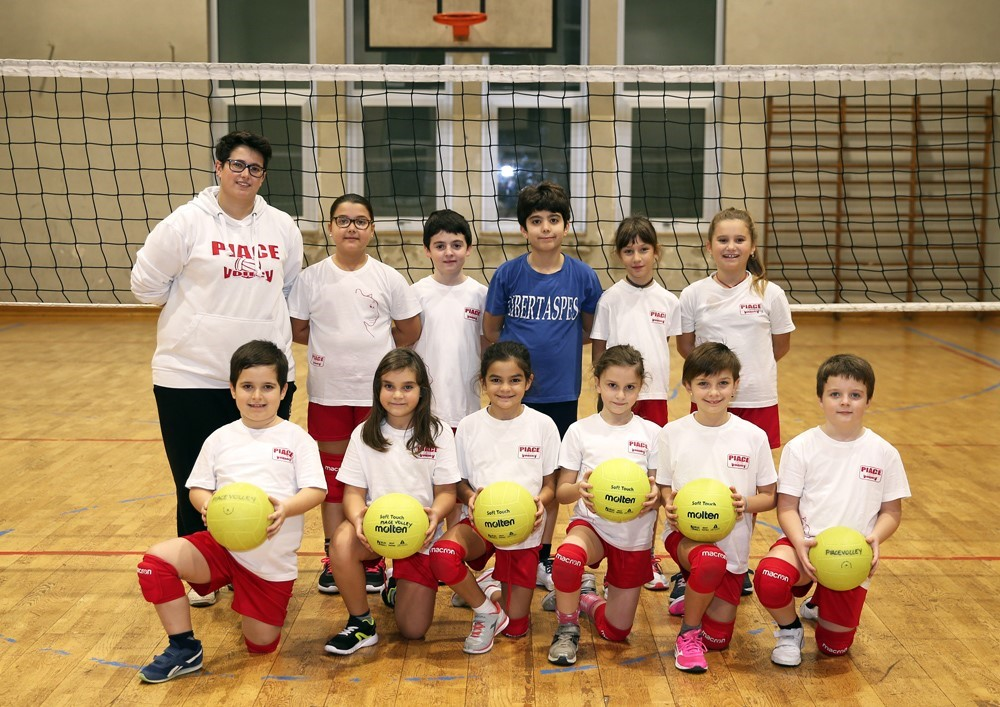 Minivolley Verde 2018 / 2019