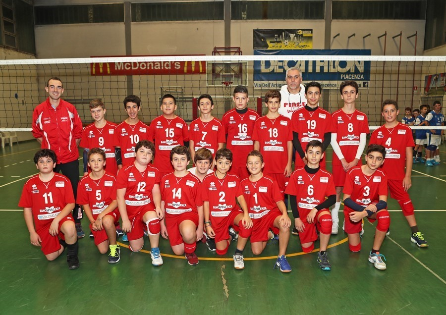 U13 Maschile Gas Sales 2018 / 2019