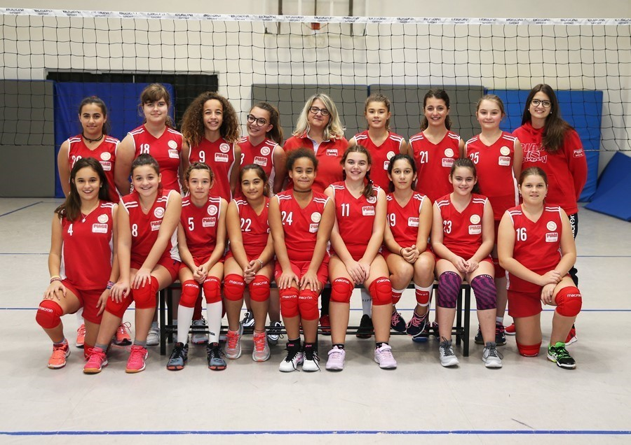 U13 3x3 Bianca Mc Donald's 2018 / 2019