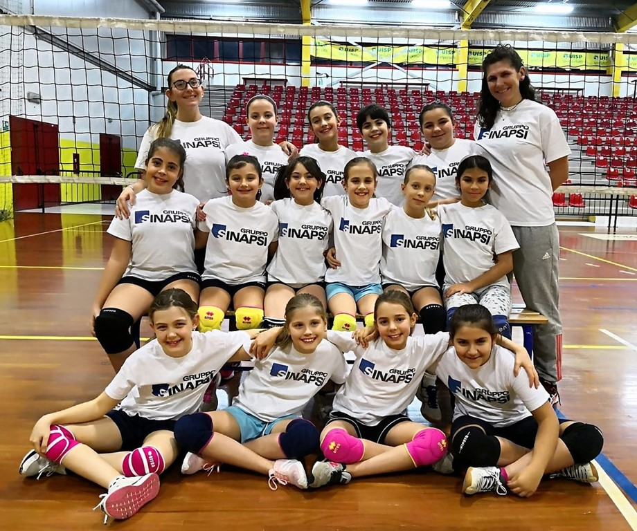 Minivolley 4x4 2018 / 2019