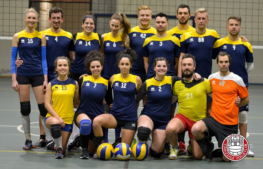 New VolleyLab Enodia 2019 / 2020