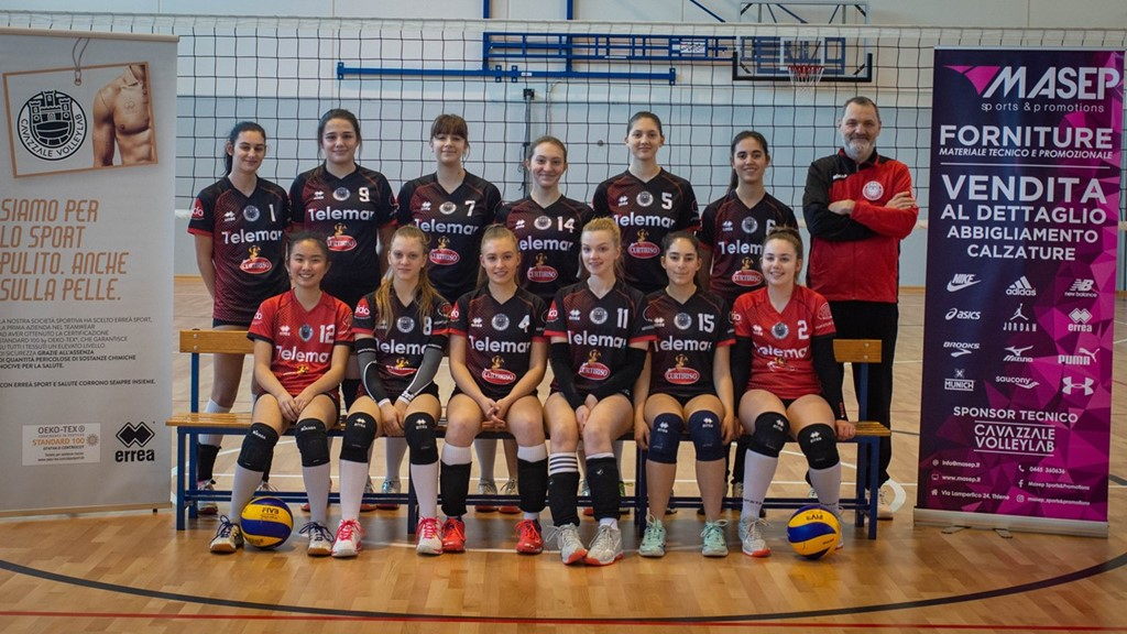 Cavazzale VolleyLab U17 2020 / 2021