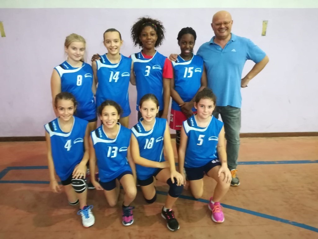 "Under 12 ""SALE"" - Campione provinciale 2018 / 2019"