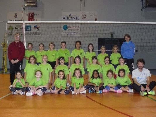 Minivolley 2015 / 2016