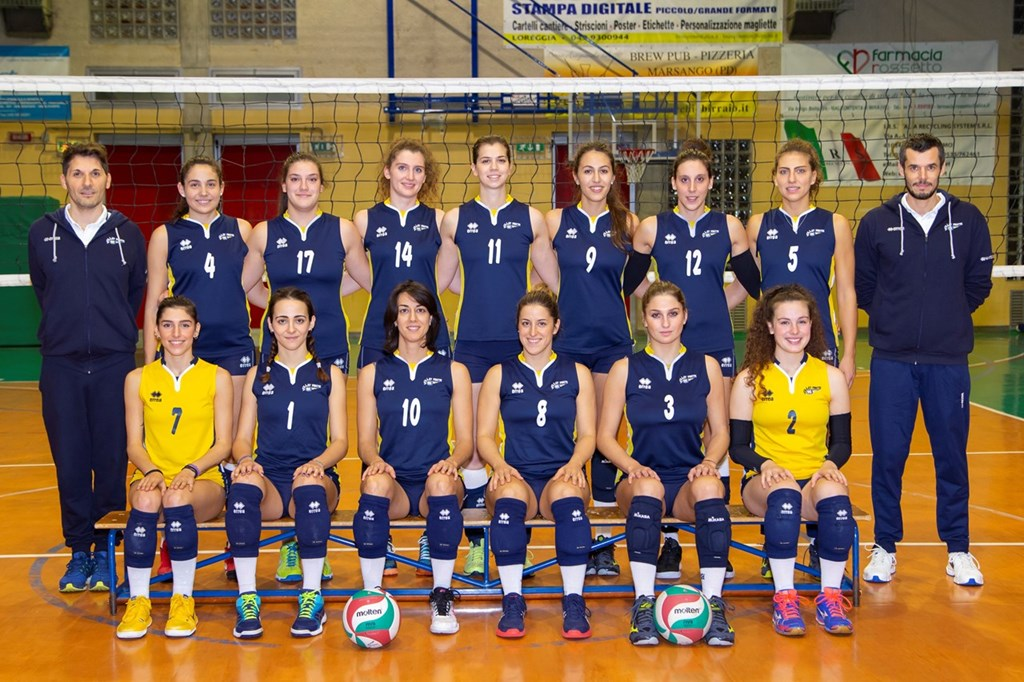 SERIE B2 VOLLEY FRATTE 2018 / 2019
