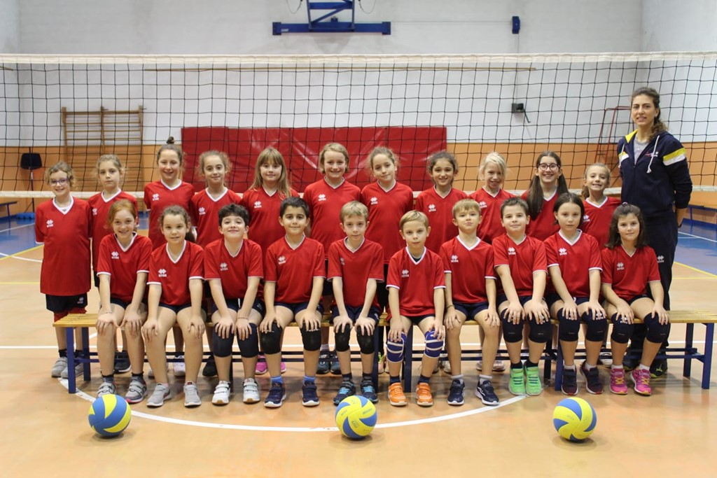 Minivolley Arsego - Cavino 2019 / 2020