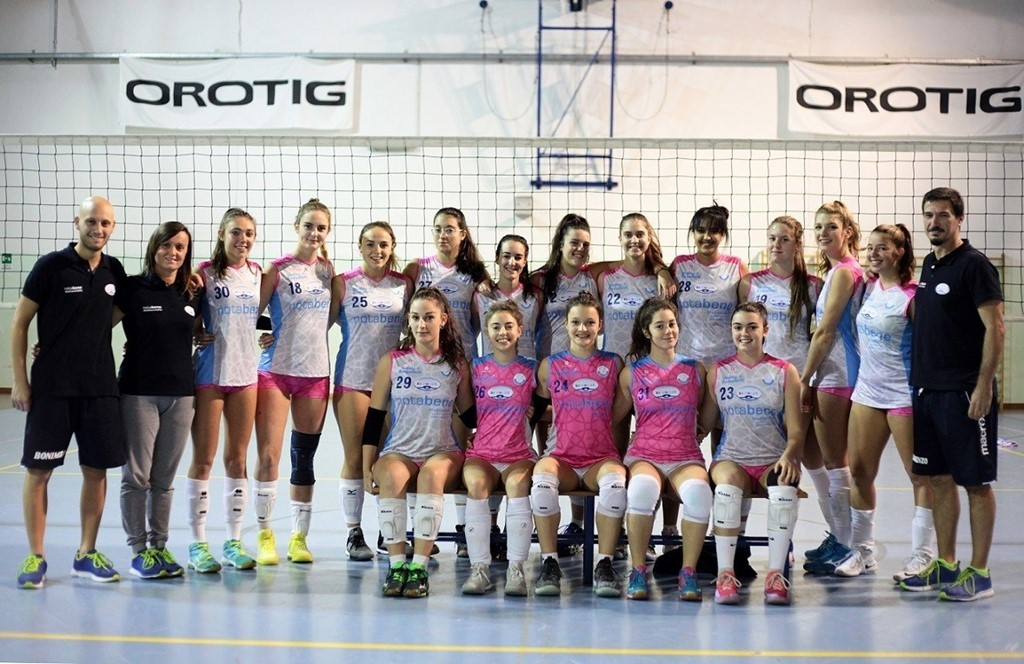 U18 IN-VOLLEY 2018 / 2019