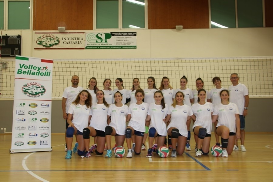2^ DIVISIONE IN-VOLLEY 2018 / 2019