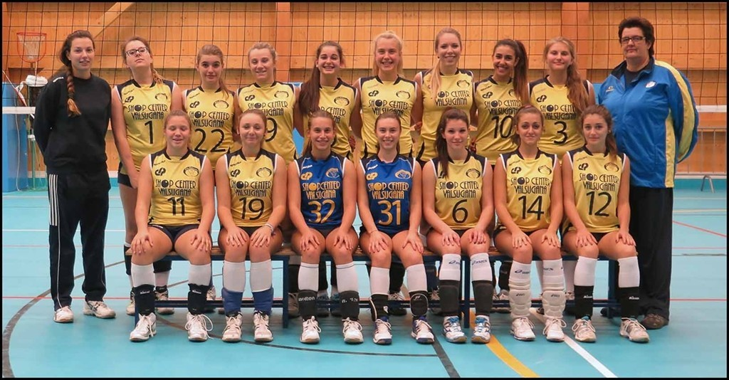 Under 16 Shop Center Valsugana 2014 / 2015