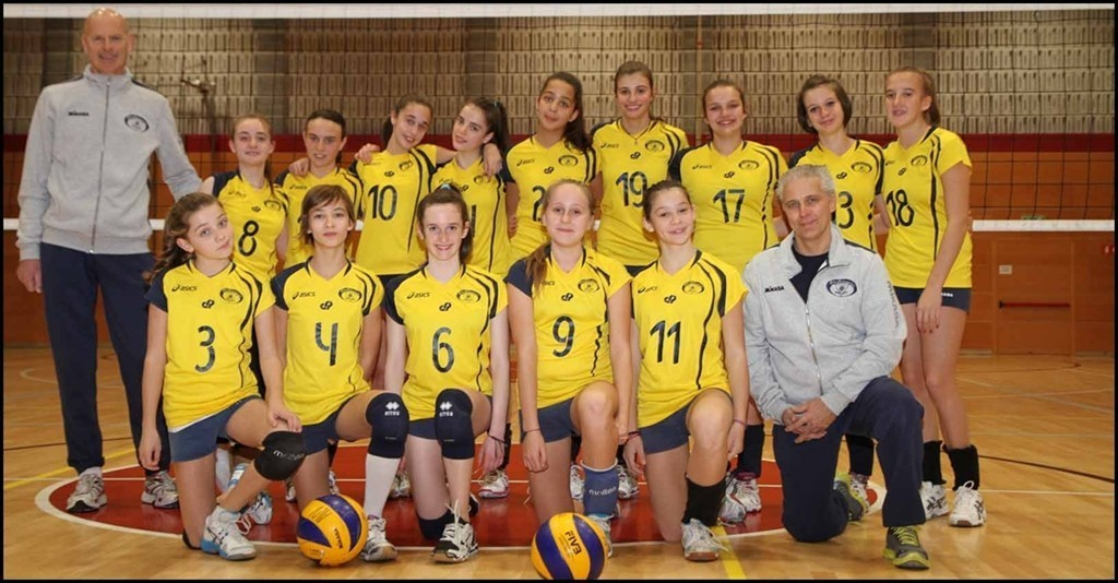 Under 14 CR Pergine Alta Valsugana 2014 / 2015