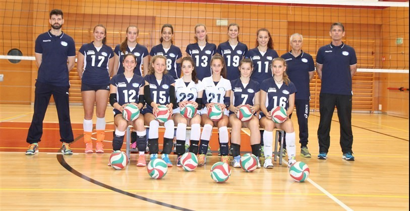 Under 16 CR Alta Valsugana 2016 / 2017