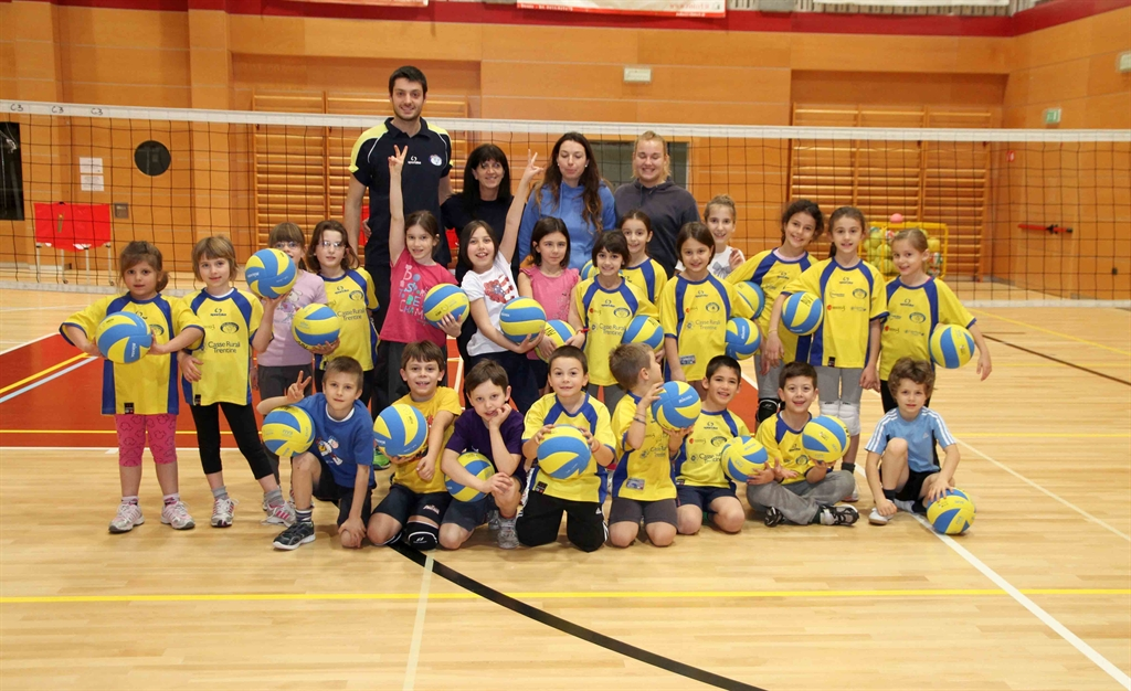 Mini Volley Pergine 2013 / 2014