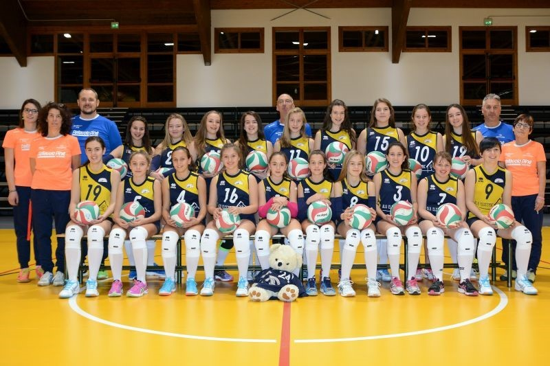 Under 14 CSI Pallavolo Pinè 2016 / 2017