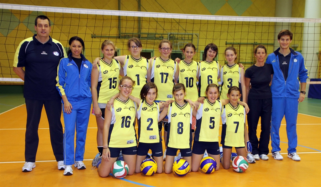Under 13 - CR Pergine Alta Valsugana 2012 / 2013
