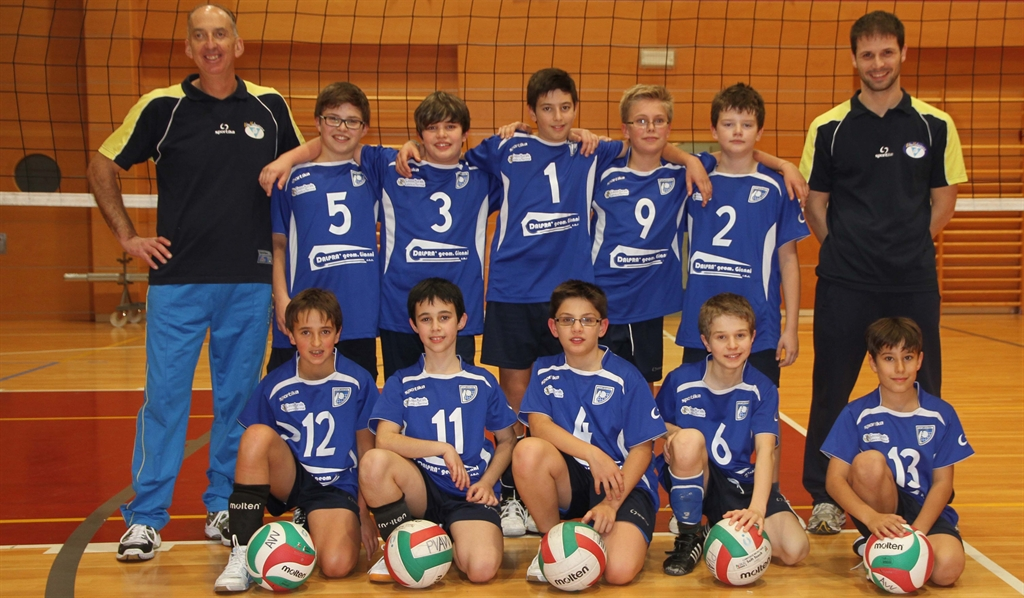 Under 13 Maschile - Alta Valsugana Volley 2012 / 2013
