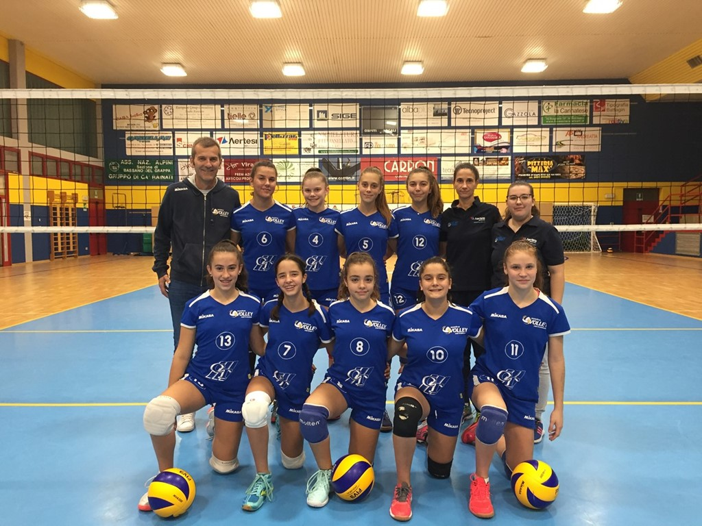 EVC Under 14 Gialla 2019 / 2020