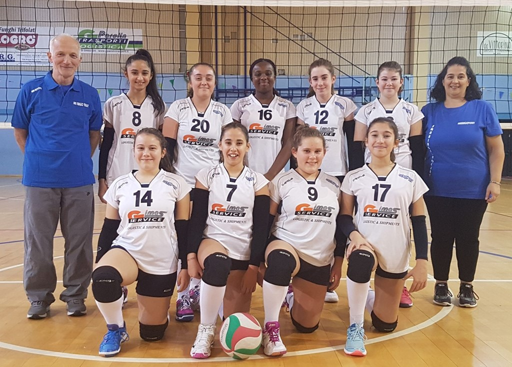 Under 14 Femminile SBV Volley Carbonera 2019 / 2020