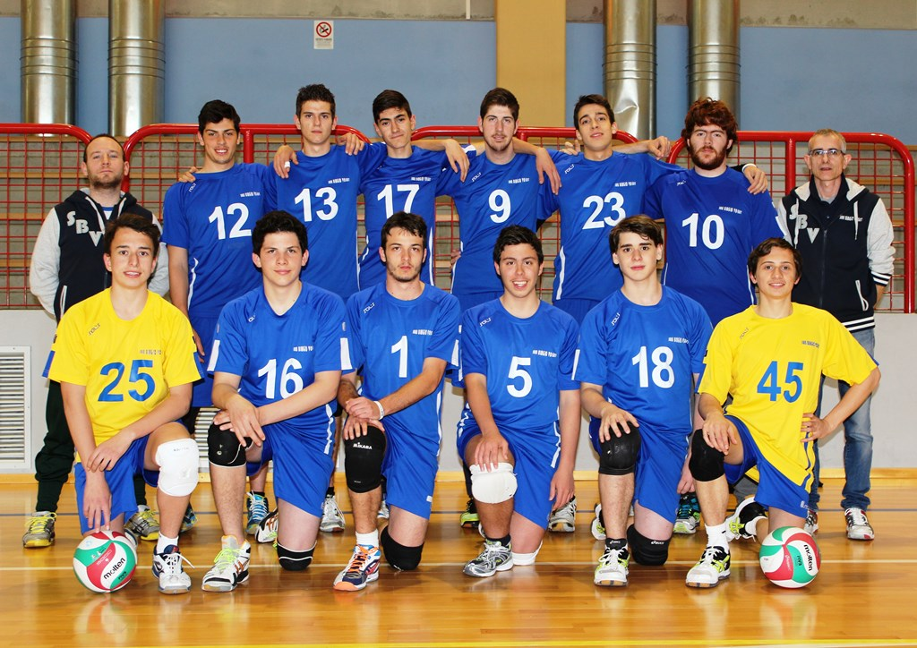 Under 17 - Seconda Divisione Maschile 2014 / 2015