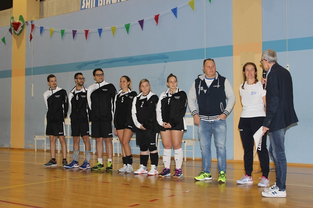 Amatori CSI Misto San Biagio Volley 2017 / 2018