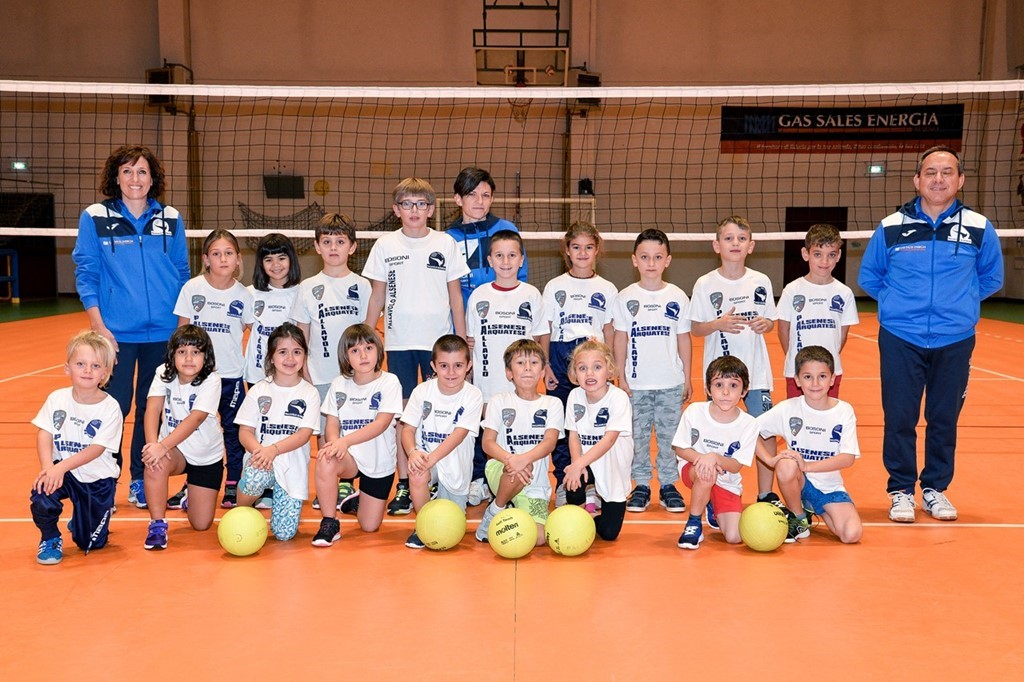 Minivolley Alseno 2019 / 2020
