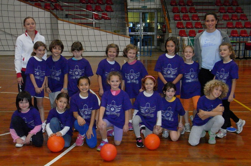 Minivolley 1 2014 / 2015