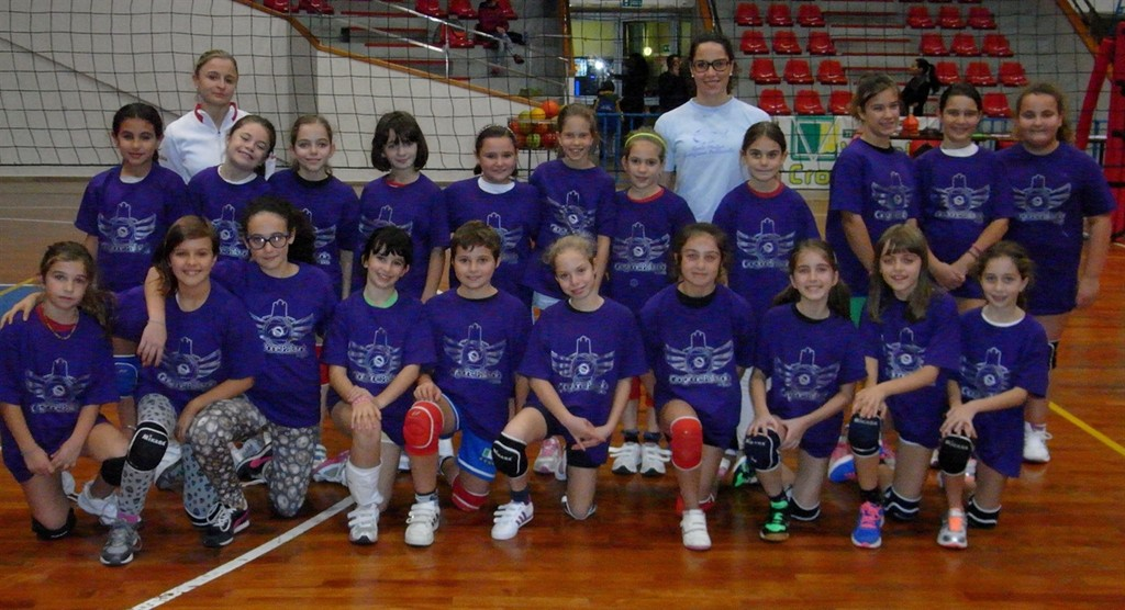 Minivolley 2 2014 / 2015