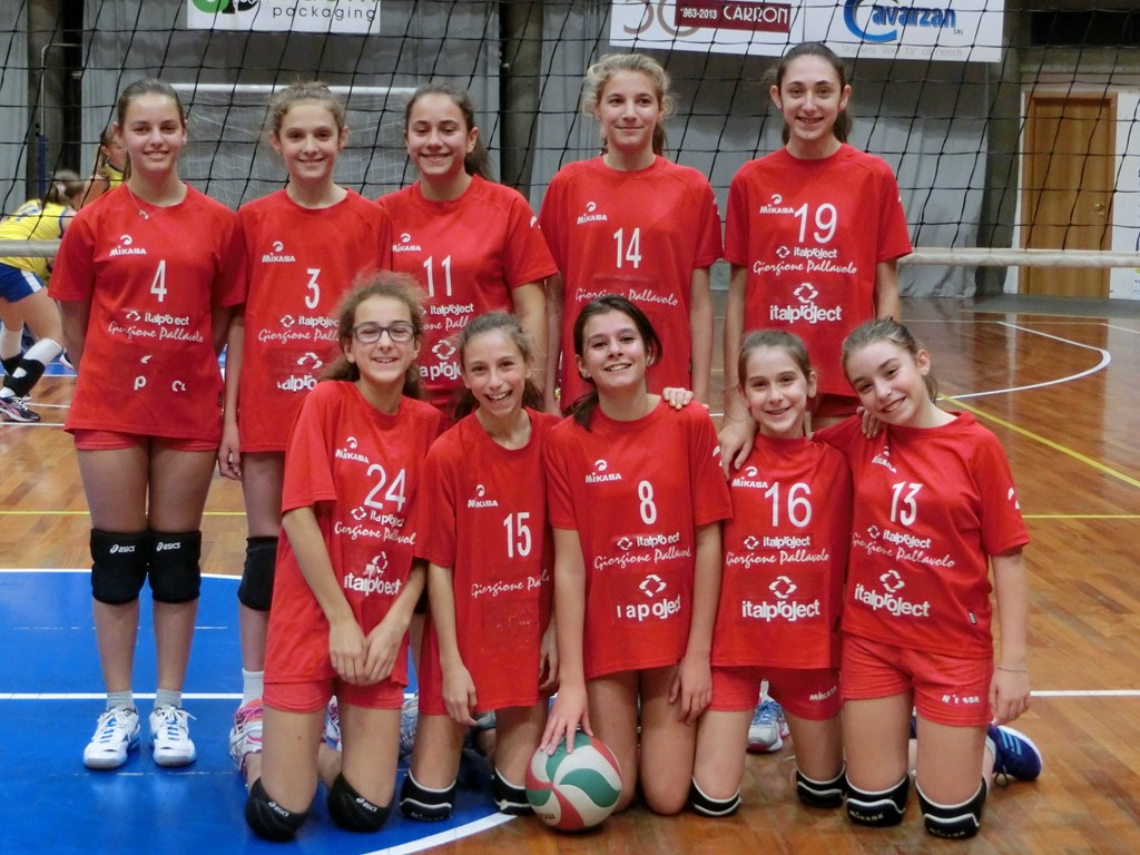 Under 13 Rosso F 2015 / 2016