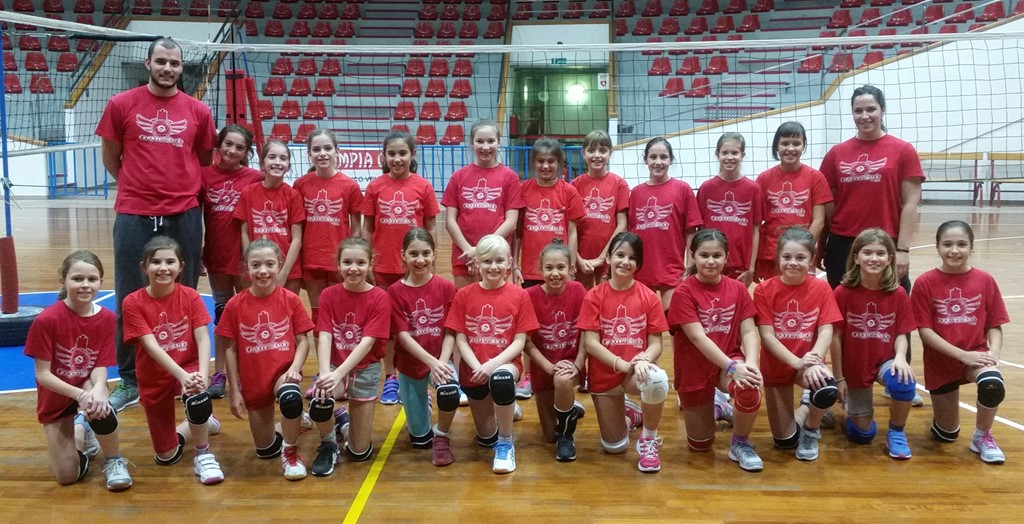 Minivolley 2 2015 / 2016