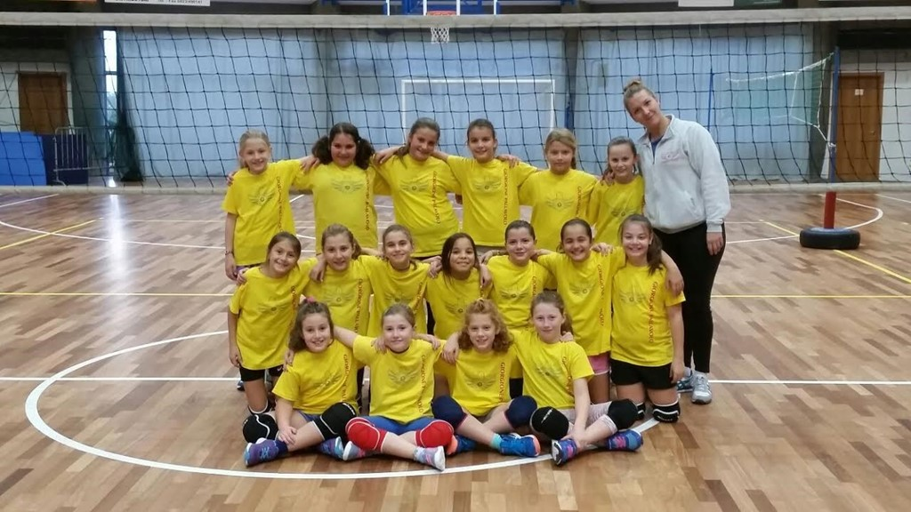 Minivolley 2 2016 / 2017