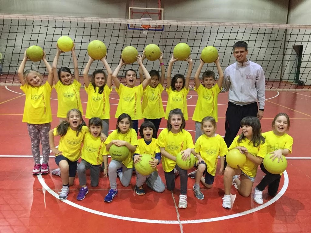 Minivolley 1 2016 / 2017
