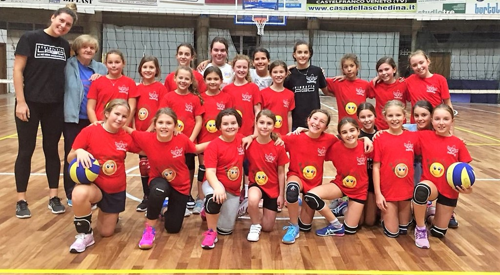 Minivolley 4^-5^ elem. (S3) 2018 / 2019