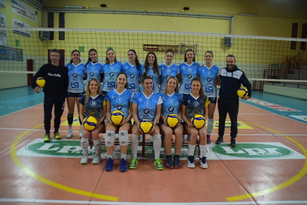 Serie B2 - Nure Volley 2019 / 2020