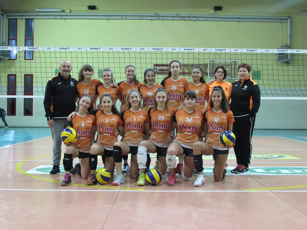 U.16 New Volley Prov. 2019 / 2020