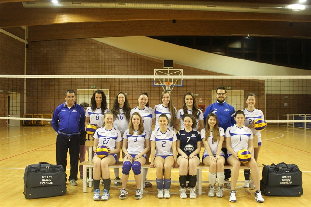 Volley Union Creazzo 2^ Div. 2014 / 2015
