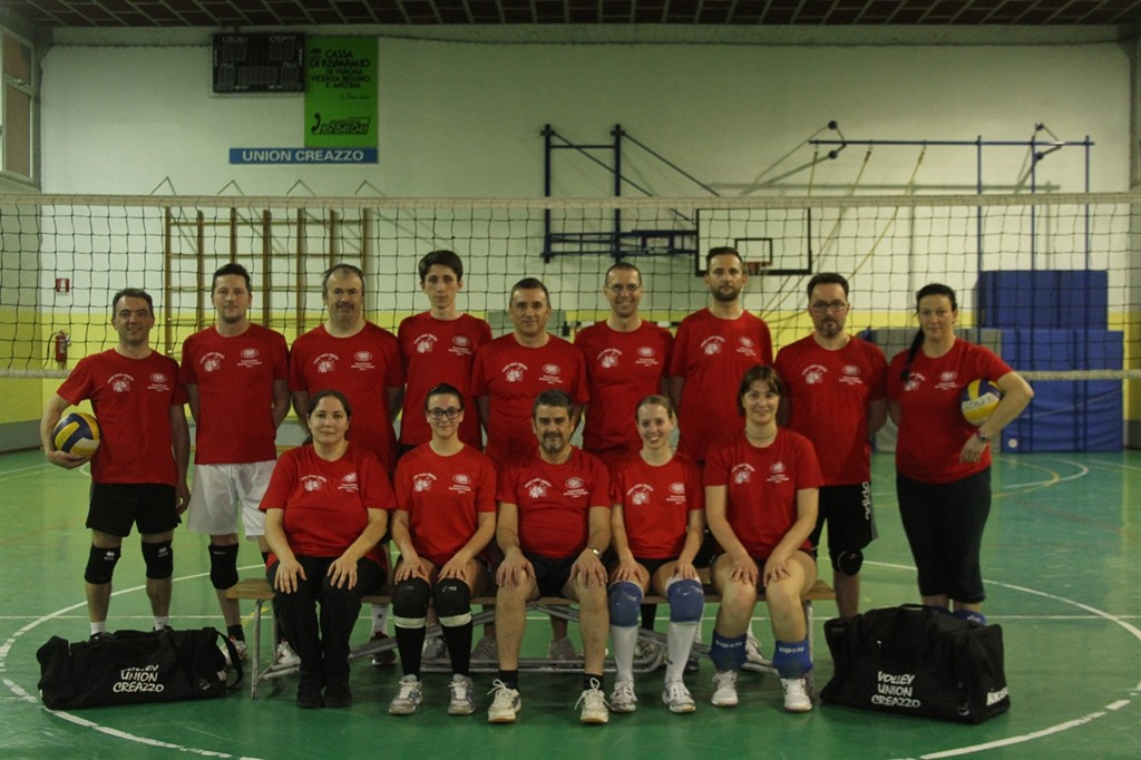 Volley Union Creazzo Amatoriale B - FIDAS 2014 / 2015